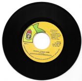 Sugar Black & Lehbanculeh - Change Gonna Come / version (Flames) 7""